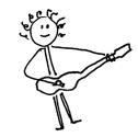 gitaarmannetje